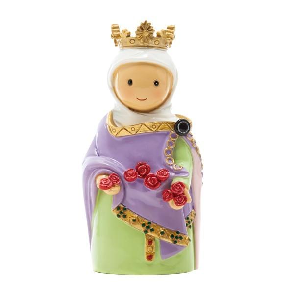 "Figura ""Rainha Santa Isabel"" Little Drops of Water"