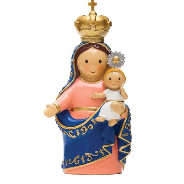 "Figura ""Nossa Senhora do Alívio"" Little Drops of Water"