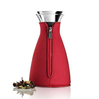 Cafeteira Cafe Solo vermelha 1lt Eva Solo