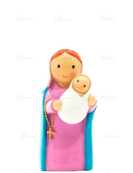 """Figura """" Maria e Jesus"""" Little Drops of Water"""