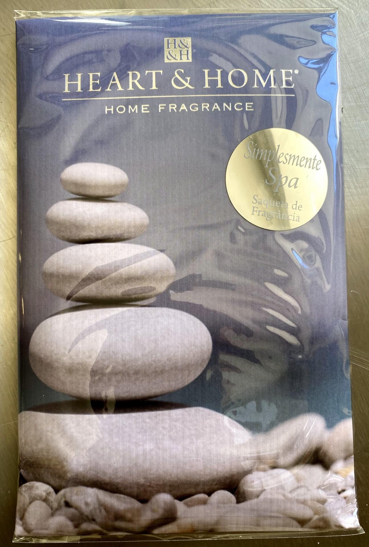 Sachet perfumado Simplesmente SPA Heart & Home