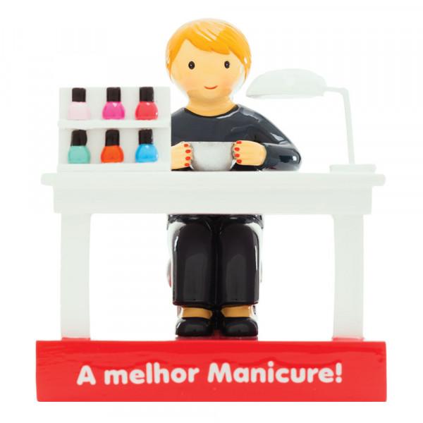 "Little Drops of Water Figura ""A melhor Manicure!"""