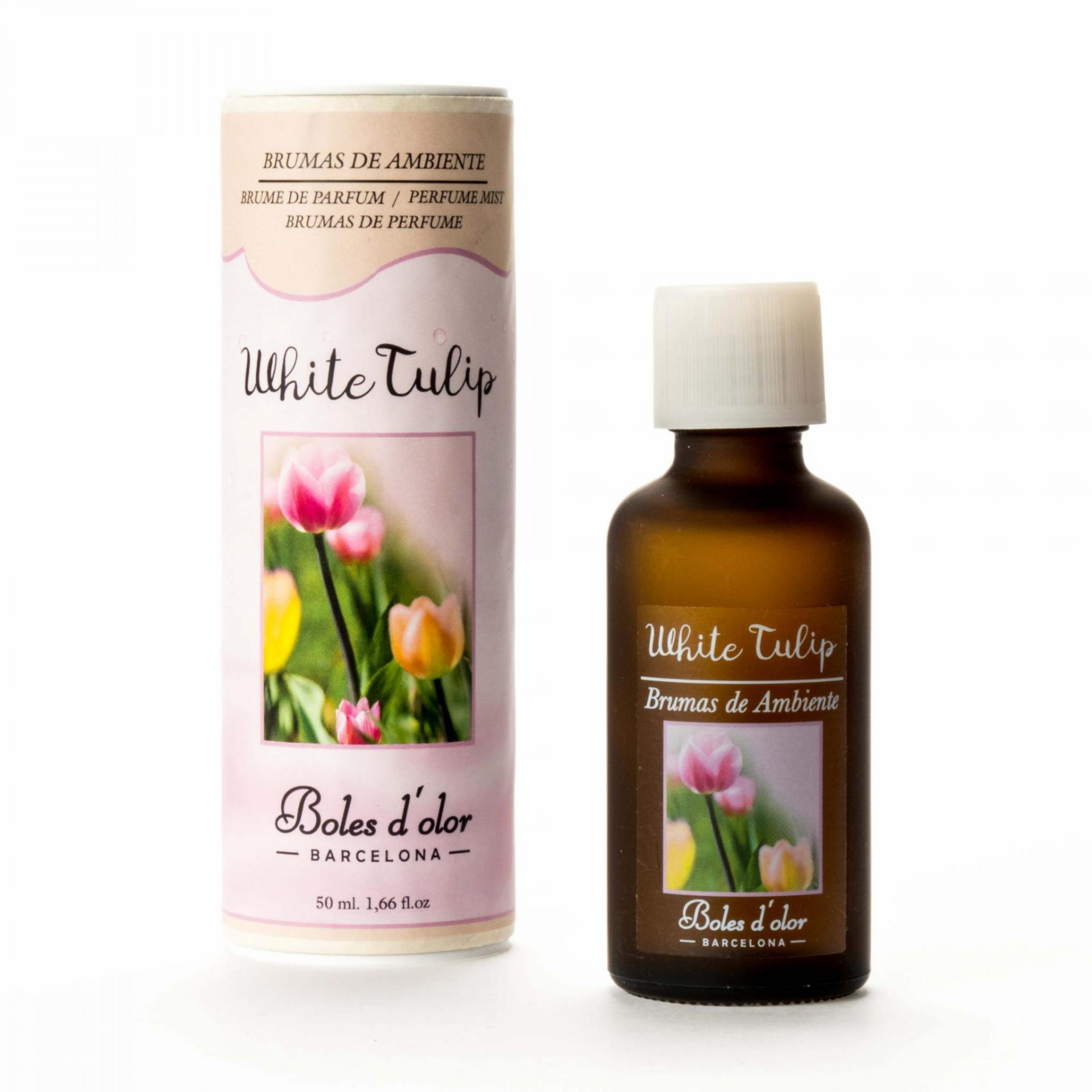 Hidrofragrância 50ml White Tulip Boles d'Olor