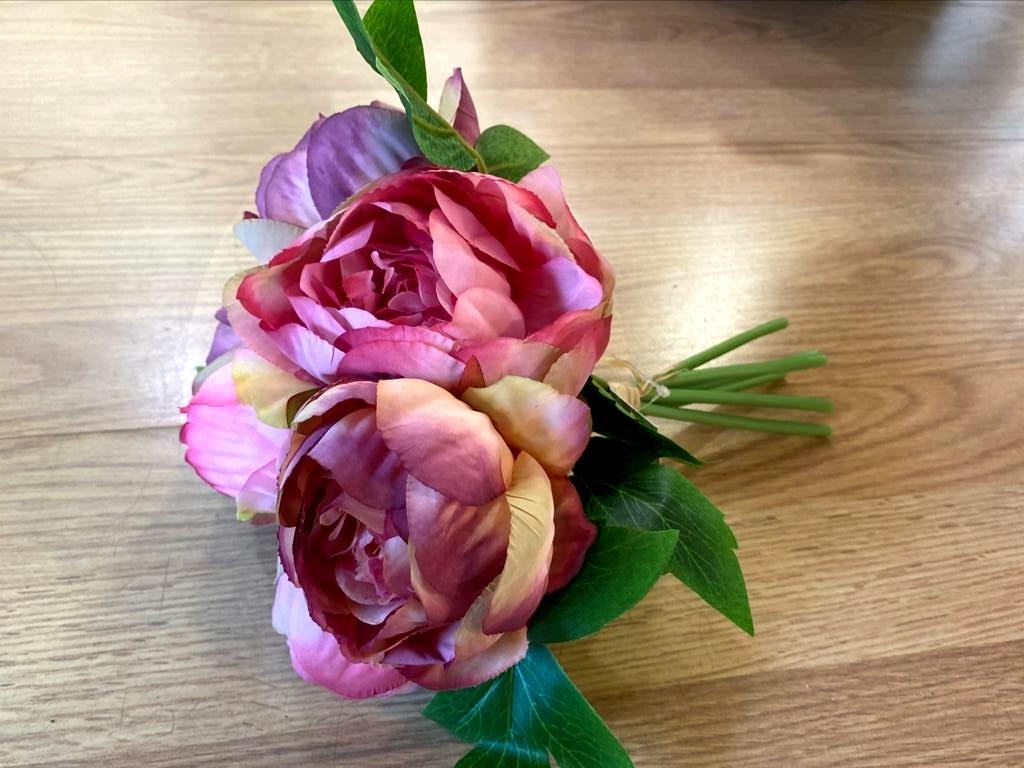 Ramo Peonny rosa