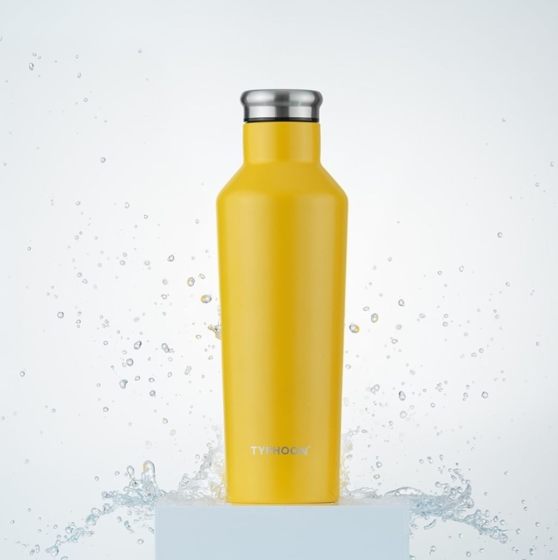 Garrafa amarela 800ml