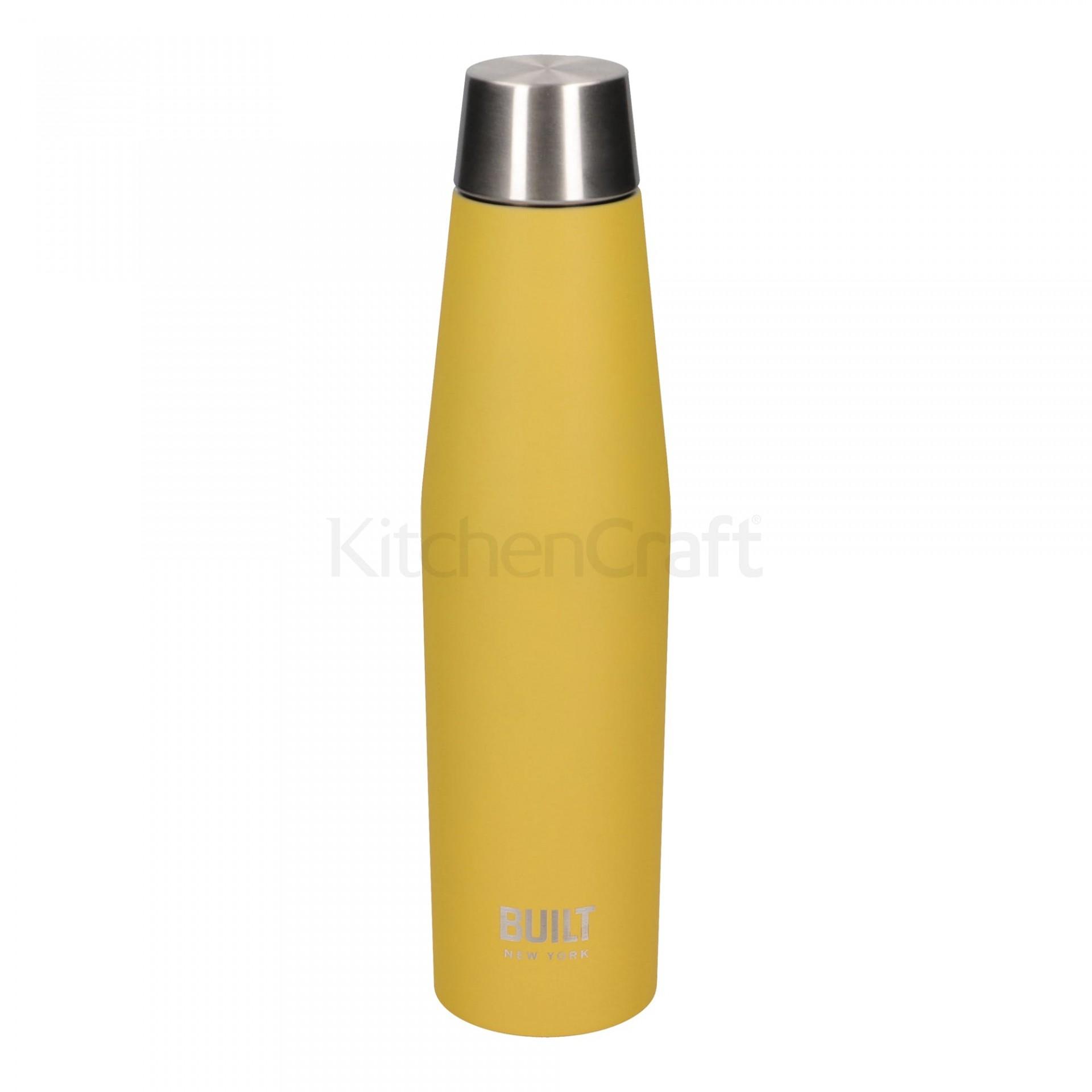 Garrafa 540ml amarela