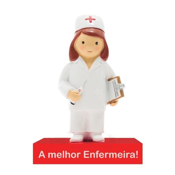 """Figura """"A Melhor Enfermeira"""""""