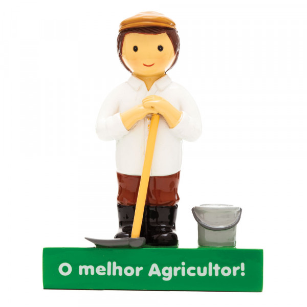 "Little Drops of Water Figura ""O melhor Agricultor!"""