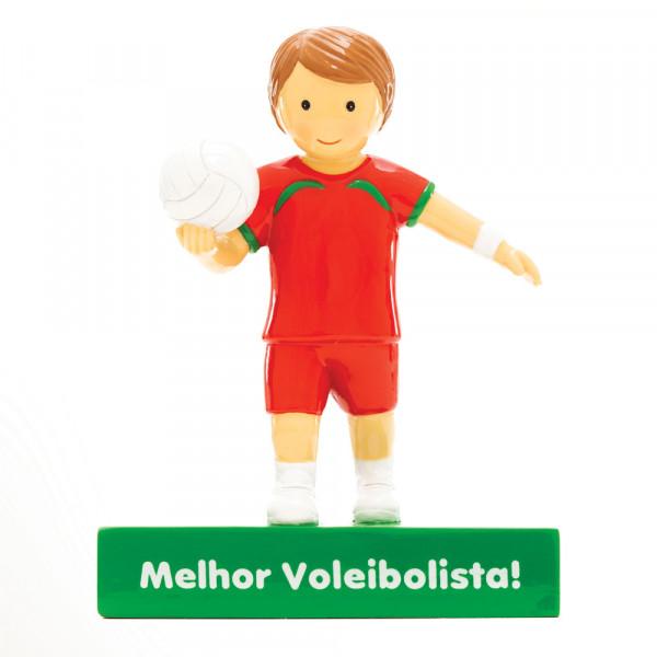 """Little Drops of Water Figura """"Melhor Voleibolista!"""""""