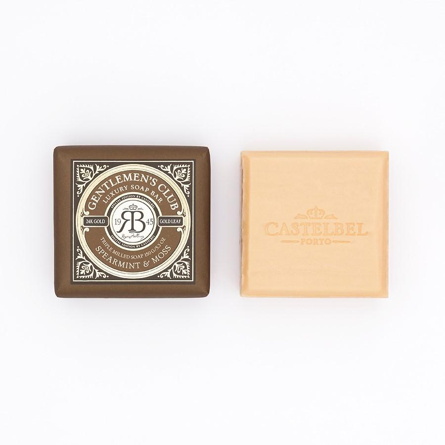 Sabonete 150g Gentlemen's Club Castelbel