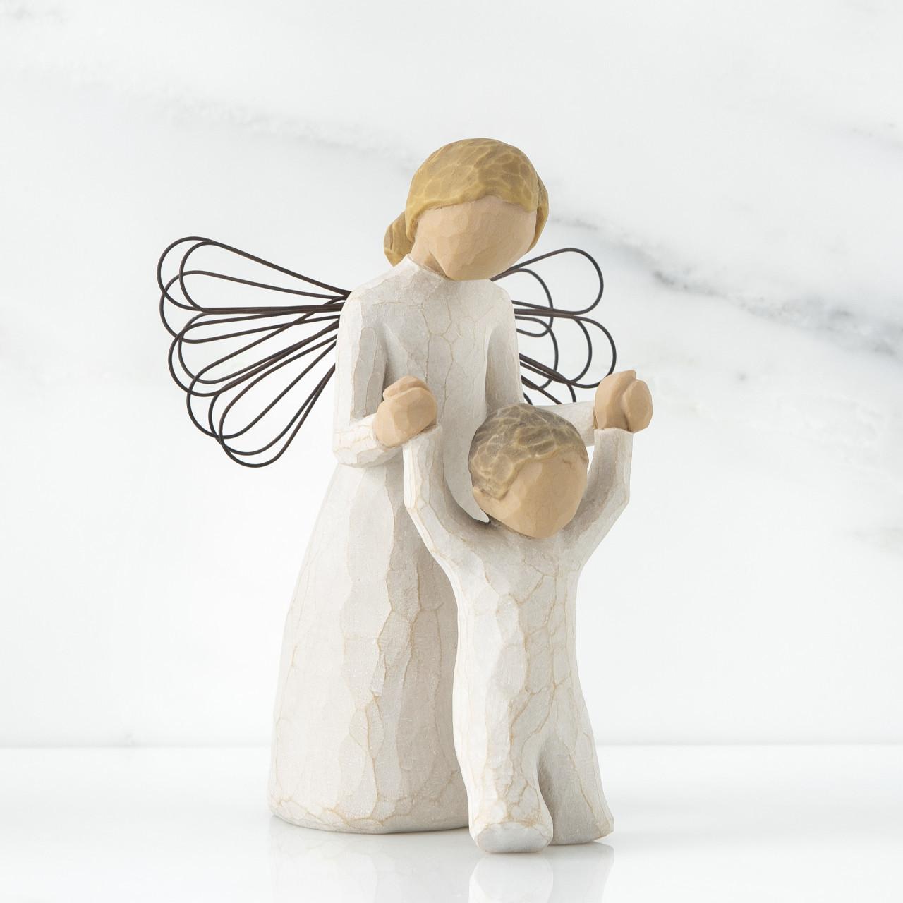 """Figura """"Anjo da Guarda"""" Willow Tree"""