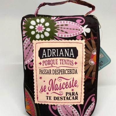Bolsa compras dobrável ADRIANA Mulheres TOP H&H