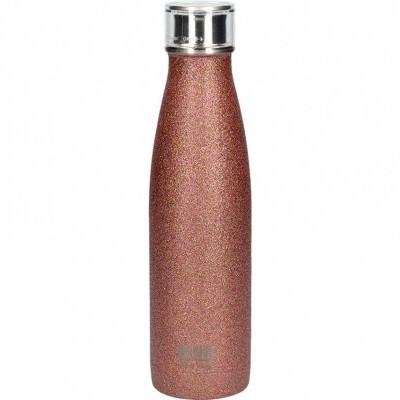 Garrafa térmica Rose Gold Glit 500ml Built