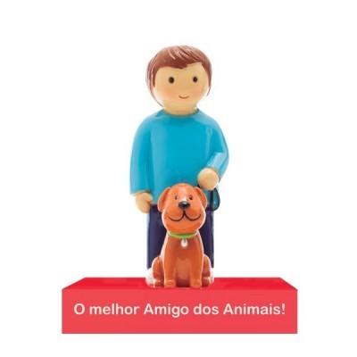 """Figura """"O Melhor Amigo dos Animais"""""""