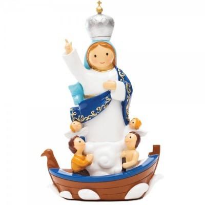 "Figura ""Nossa Senhora dos Navegantes"" Little Drops of Water"