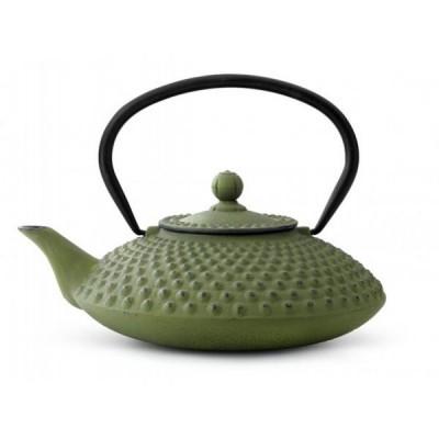 Bule em ferro Jing verde Bredemeijer