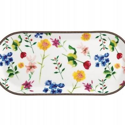 Teas & C's Contessa Travessa oval 42x19,5cm branco