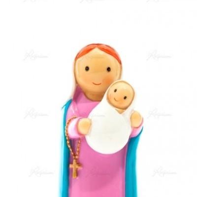 """Little Drops of Water Figura """" Maria e Jesus"""""""