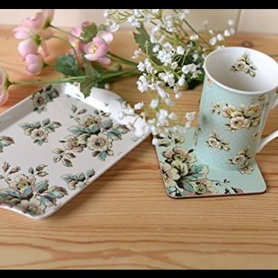 Set Chá 3pcs Cottage Flower - Creative Tops