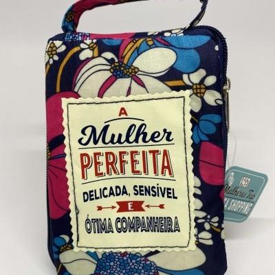 Bolsa compras dobrável Mulher Perfeita Mulheres TOP H&H