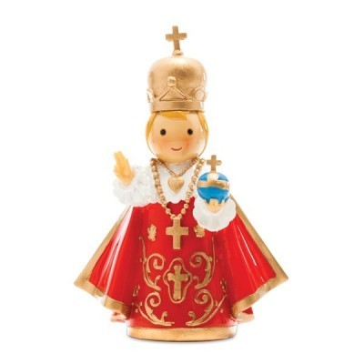 "Figura "" Menino Jesus de Praga"" Little Drops of Water"