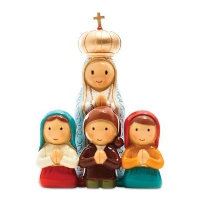 """""""Nossa Senhora de Fátima e 3 Pastorinhos""""  Little Drops of Water"""