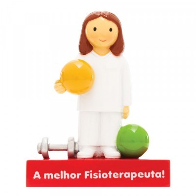 "Little Drops of Water Figura ""A melhor Fisioterapeuta!"""