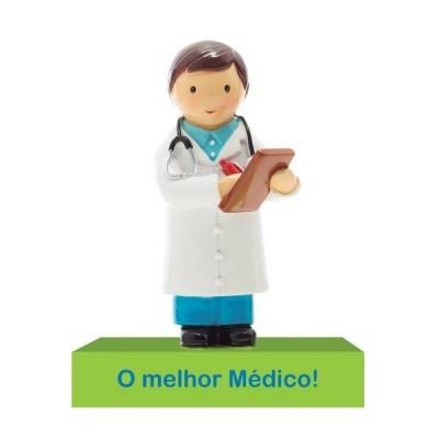 """Figura """"O Melhor Médico"""""""