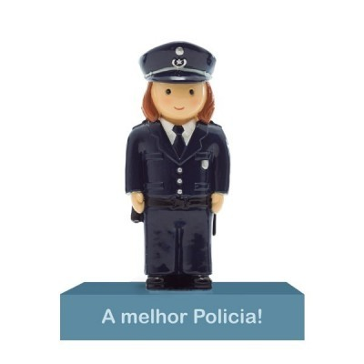 "Little Drops of Water  Figura"" A melhor Polícia"""