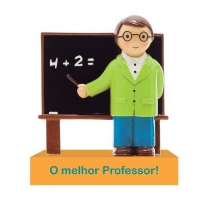 """Figura """"O Melhor Professor"""""""