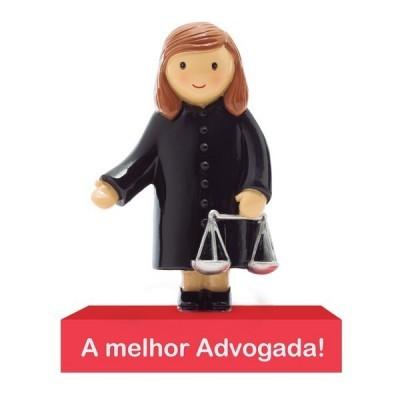 """Figura """"A Melhor Advogada"""""""