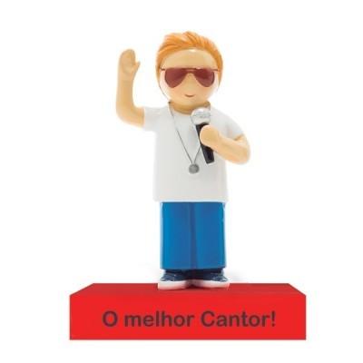 """Figura """"O Melhor Cantor"""""""