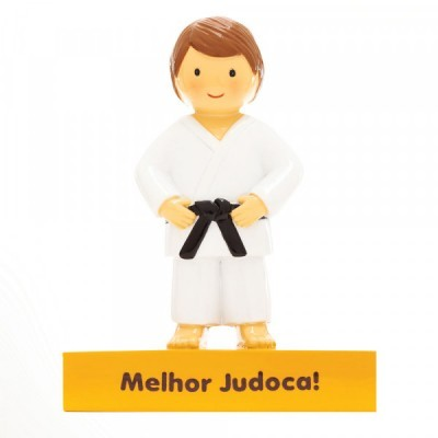 """Little Drops of Water Figura """"O Melhor Judoca!"""""""