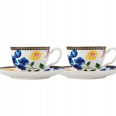 Set 2 Chávenas café Contessa branco
