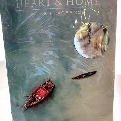 Sachet perfumado Sal do Mediterrâneo Heart & Home