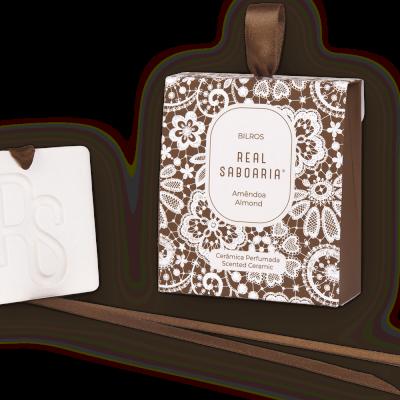 Ceramica perfumada Bilros Real Saboaria