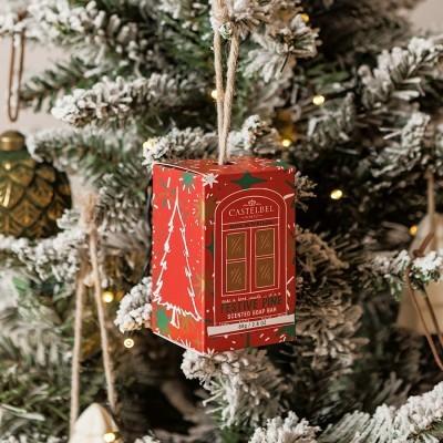 Castelbel Happiest Xmas Tree  Red Box Sabonete 80g
