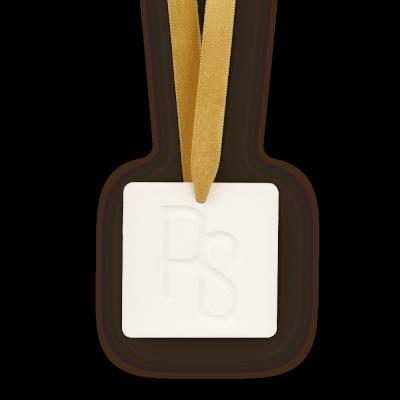 Ceramica perfumada Filigrana Real Saboaria