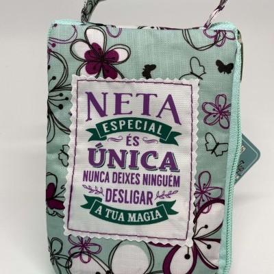 Bolsa compras dobrável Neta Especial Mulheres TOP H&H