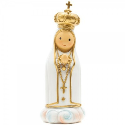 "Little Drops of Water Figura ""Nossa Senhora de Fátima Peregrina"""