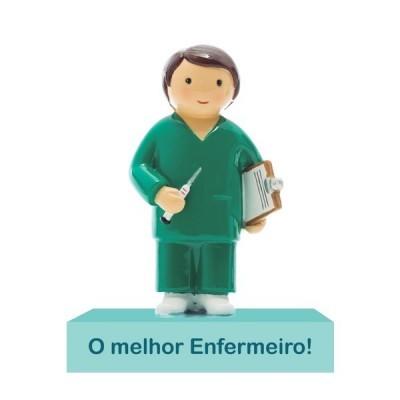 """Figura """"O Melhor Enfermeiro"""""""