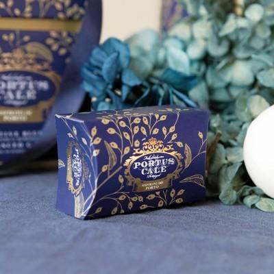 Sabonete 40g Festive Blue Portus Cale