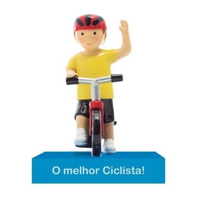 """Figura """"O Melhor Ciclista"""""""