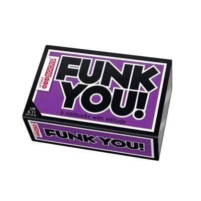 "Gift Box Meias ""FUNK YOU"""