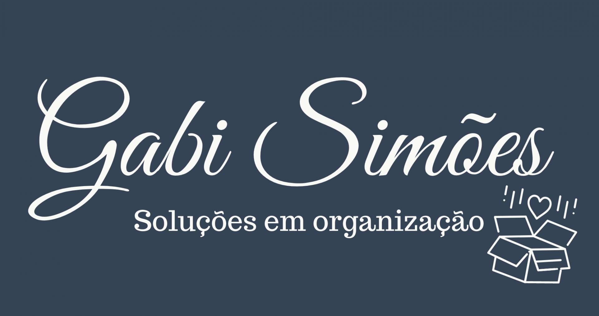 Gabi Simões Organizer