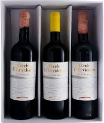 Conjunto Conde D'Ervideira Vinho da Água