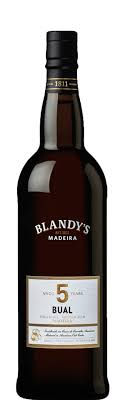 Blandys bual 5 anos 75cl
