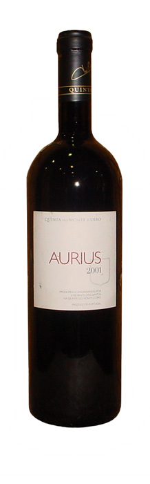 Quinta do Monte Oiro Aurius 75cl