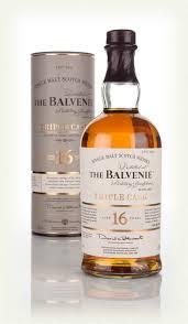 Whisky Balvenie 16 anos triple cask 70cl