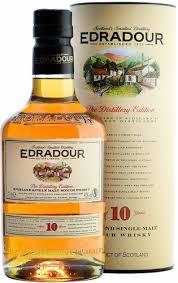 Whisky Edradour 10 anos 70cl